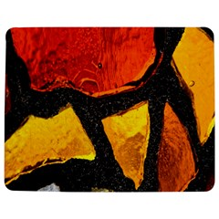 Colorful Glass Mosaic Art And Abstract Wall Background Jigsaw Puzzle Photo Stand (Rectangular)