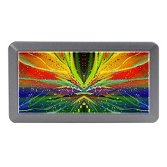 Future Abstract Desktop Wallpaper Memory Card Reader (Mini)
