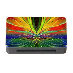 Future Abstract Desktop Wallpaper Memory Card Reader With Cf
