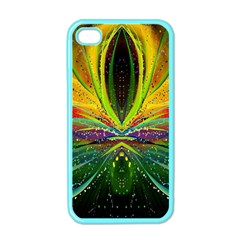 Future Abstract Desktop Wallpaper Apple Iphone 4 Case (color)