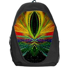 Future Abstract Desktop Wallpaper Backpack Bag