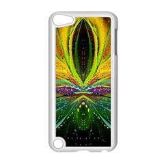 Future Abstract Desktop Wallpaper Apple Ipod Touch 5 Case (white)