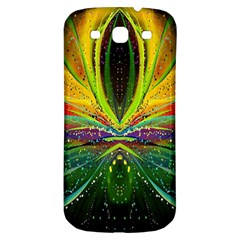 Future Abstract Desktop Wallpaper Samsung Galaxy S3 S Iii Classic Hardshell Back Case
