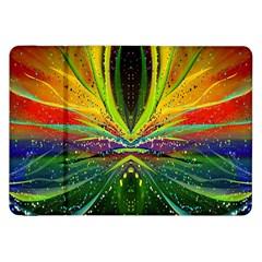 Future Abstract Desktop Wallpaper Samsung Galaxy Tab 8 9  P7300 Flip Case