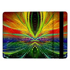 Future Abstract Desktop Wallpaper Samsung Galaxy Tab Pro 12 2  Flip Case