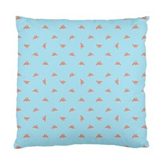 Spaceship Cartoon Pattern Drawing Standard Cushion Case (Two Sides)