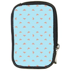 Spaceship Cartoon Pattern Drawing Compact Camera Cases