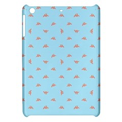 Spaceship Cartoon Pattern Drawing Apple iPad Mini Hardshell Case