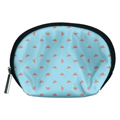 Spaceship Cartoon Pattern Drawing Accessory Pouches (Medium)