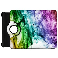 Colour Smoke Rainbow Color Design Kindle Fire Hd 7