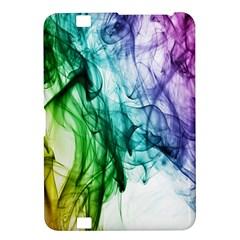 Colour Smoke Rainbow Color Design Kindle Fire Hd 8 9