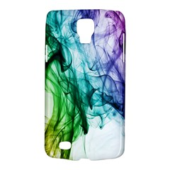 Colour Smoke Rainbow Color Design Galaxy S4 Active