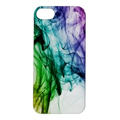 Colour Smoke Rainbow Color Design Apple Iphone 5s/ Se Hardshell Case