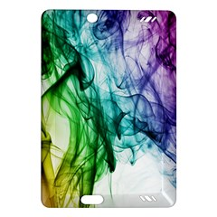 Colour Smoke Rainbow Color Design Amazon Kindle Fire HD (2013) Hardshell Case