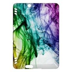 Colour Smoke Rainbow Color Design Kindle Fire HDX Hardshell Case
