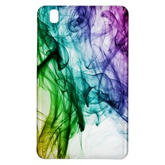 Colour Smoke Rainbow Color Design Samsung Galaxy Tab Pro 8 4 Hardshell Case