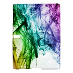 Colour Smoke Rainbow Color Design Samsung Galaxy Tab S (10 5 ) Hardshell Case