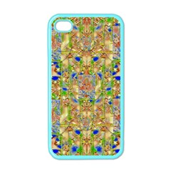 Lizard And A Skull Apple Iphone 4 Case (color)