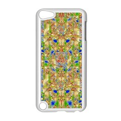 Lizard And A Skull Apple iPod Touch 5 Case (White)