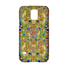 Lizard And A Skull Samsung Galaxy S5 Hardshell Case