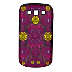 Colors And Wonderful Sun  Flowers Samsung Galaxy S III Classic Hardshell Case (PC+Silicone)