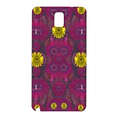 Colors And Wonderful Sun  Flowers Samsung Galaxy Note 3 N9005 Hardshell Back Case