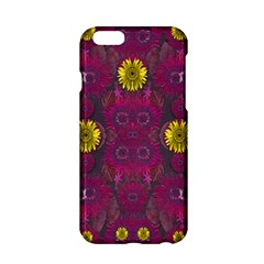 Colors And Wonderful Sun  Flowers Apple iPhone 6/6S Hardshell Case