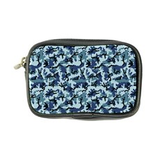Navy Camouflage Coin Purse