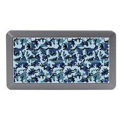 Navy Camouflage Memory Card Reader (Mini)