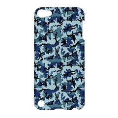 Navy Camouflage Apple iPod Touch 5 Hardshell Case