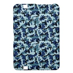 Navy Camouflage Kindle Fire HD 8.9