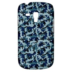 Navy Camouflage Galaxy S3 Mini