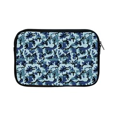 Navy Camouflage Apple iPad Mini Zipper Cases