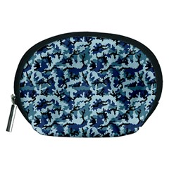 Navy Camouflage Accessory Pouches (Medium)