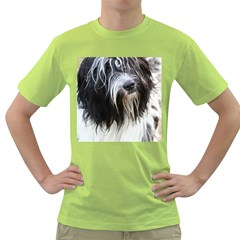 Schapendoes Green T-Shirt