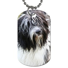 Schapendoes Dog Tag (One Side)
