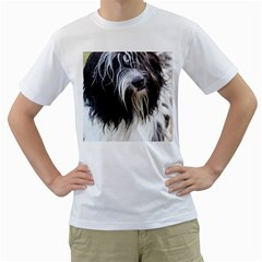 Schapendoes Men s T-Shirt (White)