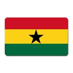Flag of Ghana Magnet (Rectangular)