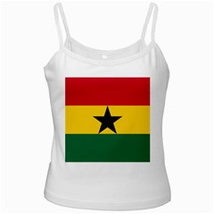 Flag of Ghana Ladies Camisoles