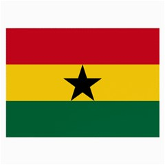 Flag of Ghana Large Glasses Cloth