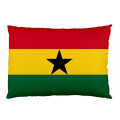 Flag of Ghana Pillow Case (Two Sides)