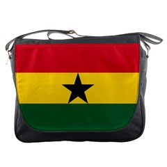 Flag of Ghana Messenger Bags