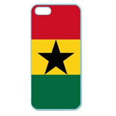 Flag of Ghana Apple Seamless iPhone 5 Case (Color)