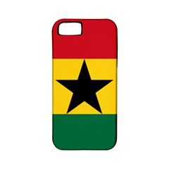 Flag of Ghana Apple iPhone 5 Classic Hardshell Case (PC+Silicone)