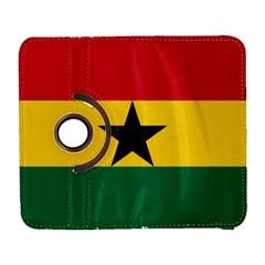 Flag of Ghana Galaxy S3 (Flip/Folio)