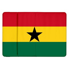 Flag of Ghana Samsung Galaxy Tab 8.9  P7300 Flip Case