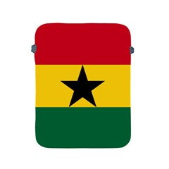 Flag of Ghana Apple iPad 2/3/4 Protective Soft Cases