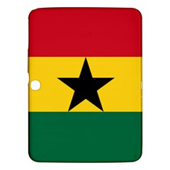 Flag of Ghana Samsung Galaxy Tab 3 (10.1 ) P5200 Hardshell Case