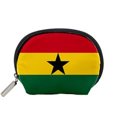 Flag of Ghana Accessory Pouches (Small)