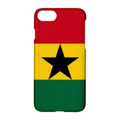 Flag of Ghana Apple iPhone 7 Hardshell Case